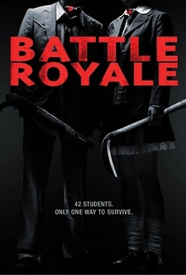 Batalha Real - Poster / Capa / Cartaz - Oficial 1