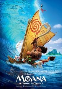 Moana: Um Mar de Aventuras - Poster / Capa / Cartaz - Oficial 8