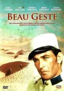Beau Geste - Poster / Capa / Cartaz - Oficial 8