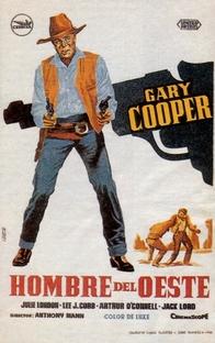 O Homem do Oeste - Poster / Capa / Cartaz - Oficial 2