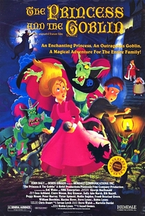 A Princesa e o Duende - Poster / Capa / Cartaz - Oficial 3