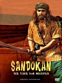 O Retorno de Sandokan - Poster / Capa / Cartaz - Oficial 1