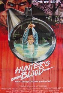 Sangue de Caçador - Poster / Capa / Cartaz - Oficial 1