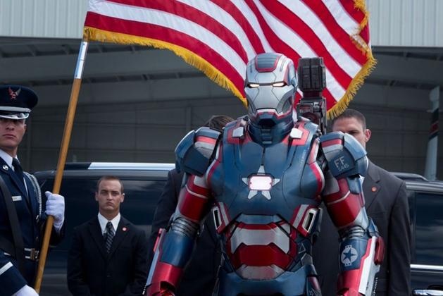 Robert Downey Jr. e Gwyneth Paltrow nas primeiras imagens de Homem de Ferro 3!