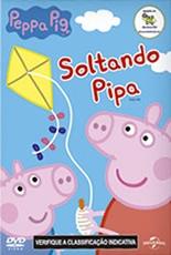 Peppa Pig - Soltando Pipa - Poster / Capa / Cartaz - Oficial 1