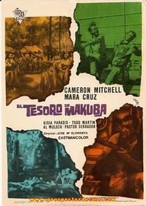 El Tesoro de Makuba - Poster / Capa / Cartaz - Oficial 2
