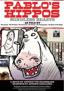 Os hipopótamos de Pablo Escobar - Poster / Capa / Cartaz - Oficial 1