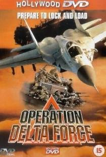 Força Delta - Poster / Capa / Cartaz - Oficial 1