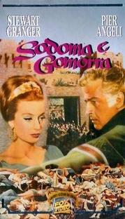 Sodoma e Gomorra - Poster / Capa / Cartaz - Oficial 3