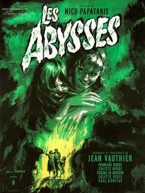 Les abysses - Poster / Capa / Cartaz - Oficial 1