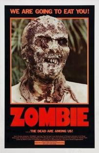 Zombie - A Volta dos Mortos - Poster / Capa / Cartaz - Oficial 1