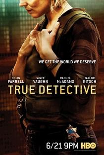 True Detective (2ª Temporada) - Poster / Capa / Cartaz - Oficial 1