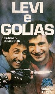 Levi e Golias - Poster / Capa / Cartaz - Oficial 1