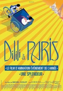 Dilili em Paris - Poster / Capa / Cartaz - Oficial 3