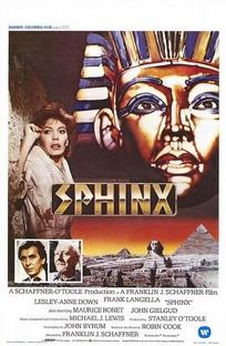A Esfinge - Poster / Capa / Cartaz - Oficial 1