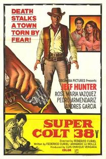 Super Colt 38 - Poster / Capa / Cartaz - Oficial 1