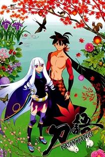 Katanagatari - Poster / Capa / Cartaz - Oficial 3