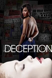 Deception (1ª Temporada) - Poster / Capa / Cartaz - Oficial 2