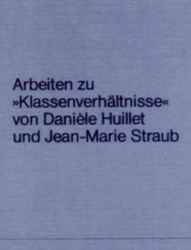 Straub e Huillet trabalhando num filme - Poster / Capa / Cartaz - Oficial 1