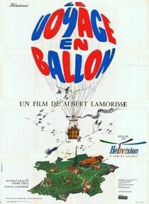 A Viagem de Balão - Poster / Capa / Cartaz - Oficial 1