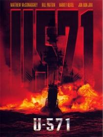 U-571 - A Batalha do Atlântico - Poster / Capa / Cartaz - Oficial 2