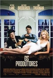 Os Produtores - Poster / Capa / Cartaz - Oficial 1