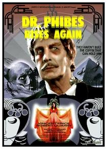 A Vingança do Dr. Phibes - Poster / Capa / Cartaz - Oficial 6