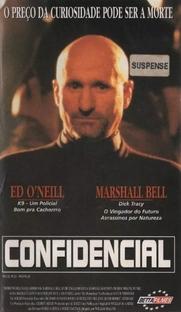 Confidencial - Poster / Capa / Cartaz - Oficial 1