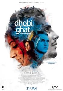 Dhobi Ghat - Poster / Capa / Cartaz - Oficial 2