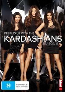Keeping up with the Kardashians (5ª temporada) - Poster / Capa / Cartaz - Oficial 1