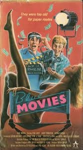 Blue Movies - Poster / Capa / Cartaz - Oficial 1