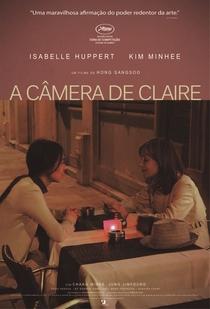 A Câmera de Claire - Poster / Capa / Cartaz - Oficial 4