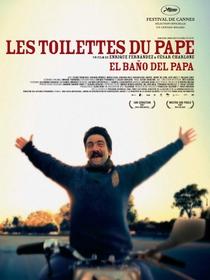 O Banheiro do Papa - Poster / Capa / Cartaz - Oficial 11