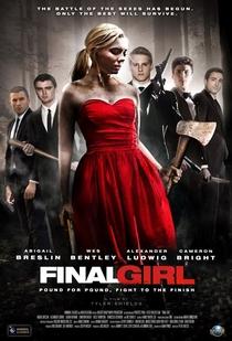 Final Girl - Poster / Capa / Cartaz - Oficial 1