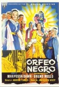 Orfeu do Carnaval - Poster / Capa / Cartaz - Oficial 4