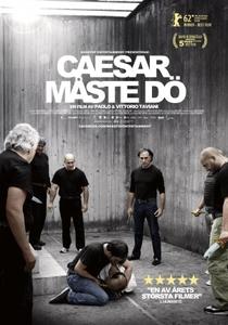 César Deve Morrer - Poster / Capa / Cartaz - Oficial 8