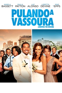 Pulando a Vassoura - Poster / Capa / Cartaz - Oficial 5