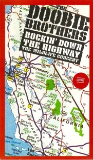 The Doobie Brothers - Rockin' Down the Highway - Poster / Capa / Cartaz - Oficial 1