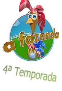 A Fazenda (4ºTemporada) - Poster / Capa / Cartaz - Oficial 4