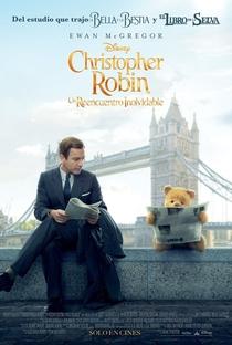 Christopher Robin: Um Reencontro Inesquecível - Poster / Capa / Cartaz - Oficial 8