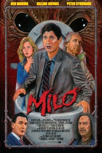Bad Milo - Poster / Capa / Cartaz - Oficial 2