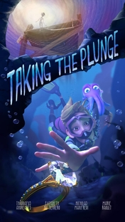 Taking the Plunge - Poster / Capa / Cartaz - Oficial 1