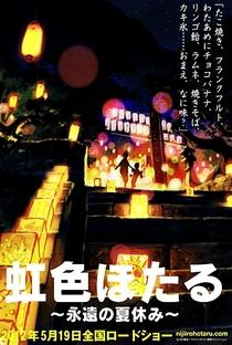 Nijiiro Hotaru: Eien no Natsuyasumi - Poster / Capa / Cartaz - Oficial 8