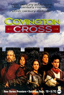 Covington Cross - Poster / Capa / Cartaz - Oficial 1