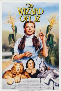 O Mágico de Oz - Poster / Capa / Cartaz - Oficial 31