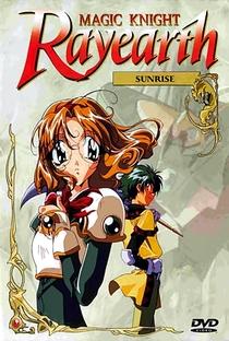 Guerreiras Mágicas de Rayearth (1ª Temporada) - Poster / Capa / Cartaz - Oficial 15
