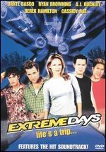 Extreme Days - Poster / Capa / Cartaz - Oficial 1