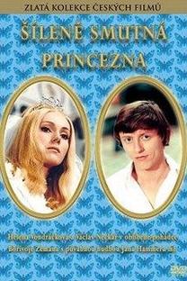 Šílene smutná princezna - Poster / Capa / Cartaz - Oficial 2