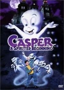 Casper - Gasparzinho - Como Tudo Começou - Poster / Capa / Cartaz - Oficial 1