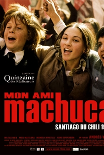 Machuca - Poster / Capa / Cartaz - Oficial 2